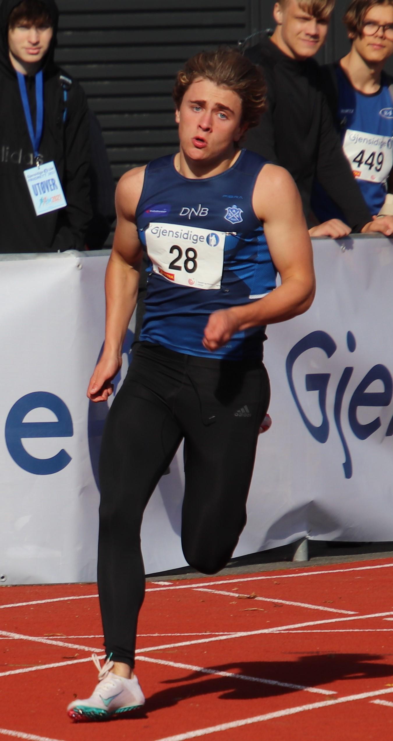 Lukas 200m
